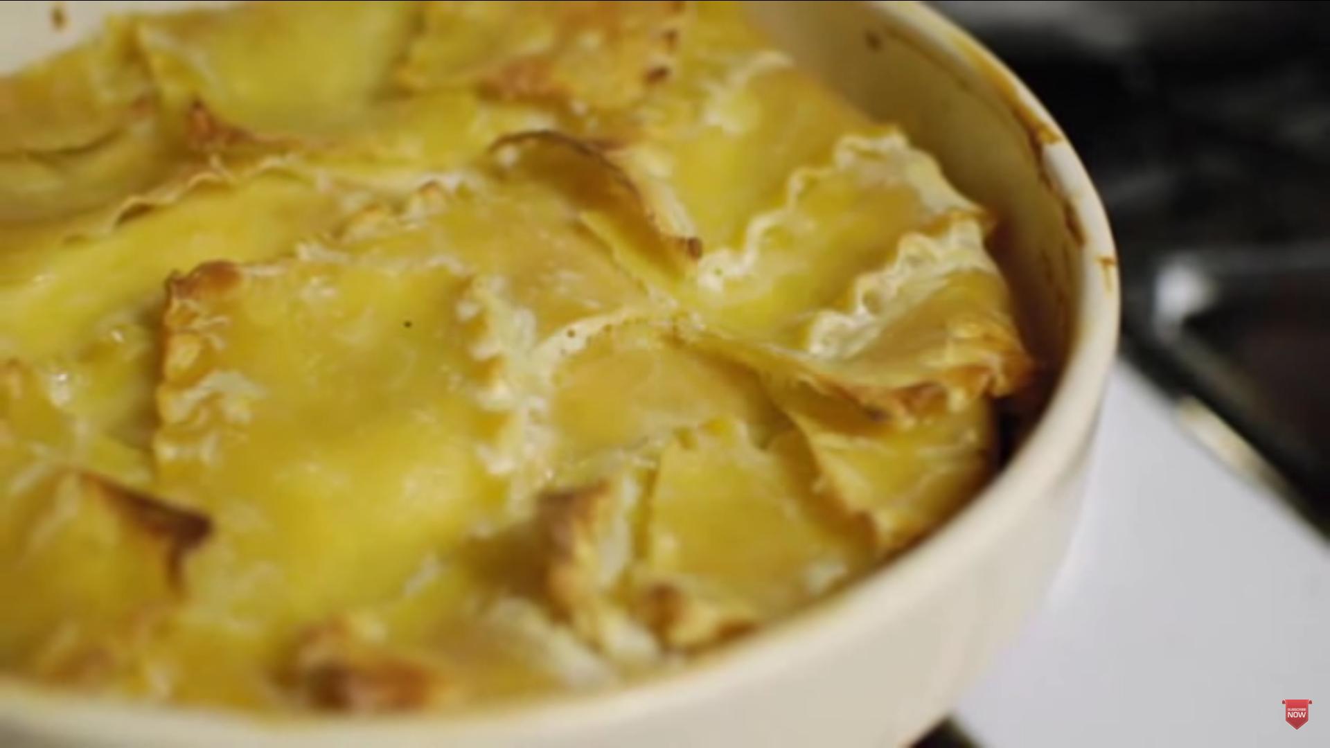 Lasagna en tazon 15