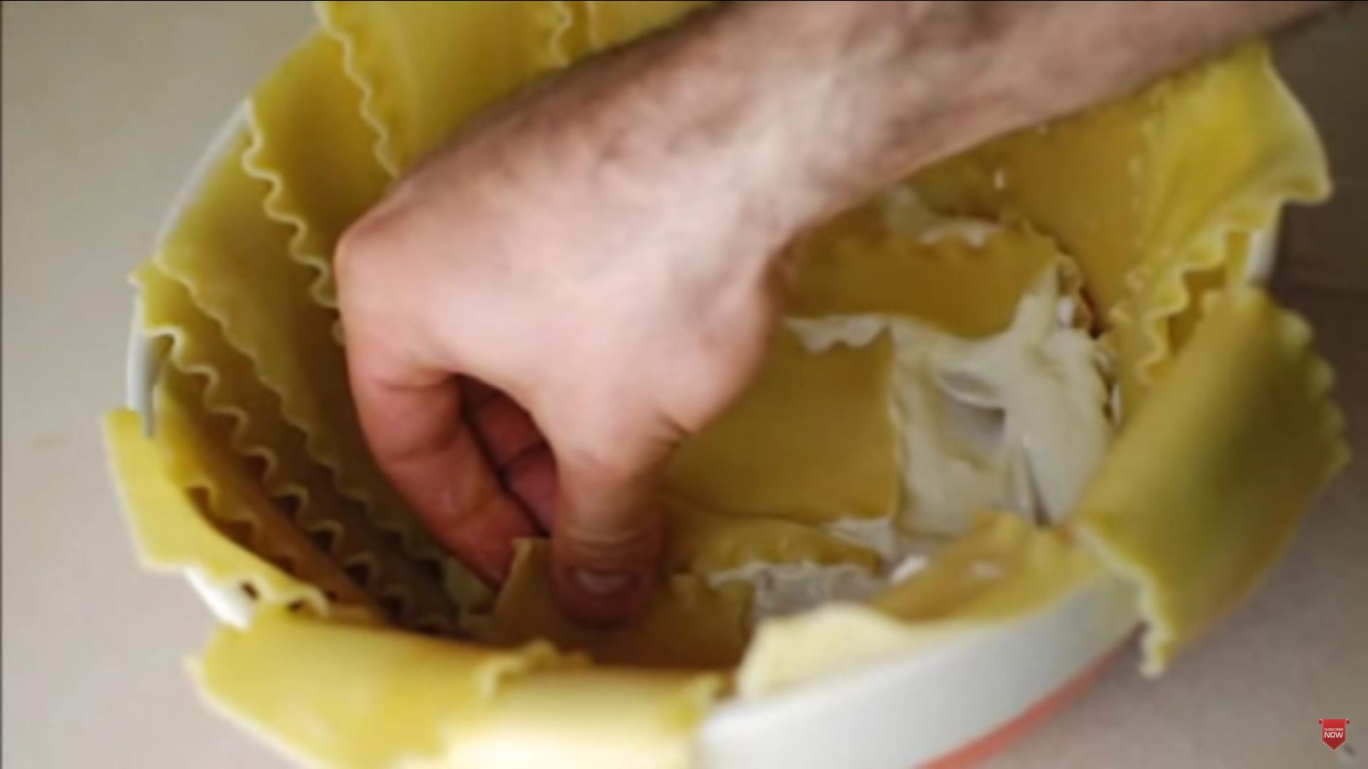 Lasagna en tazon 5