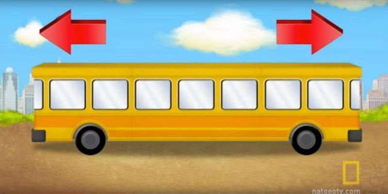 hacia donde va el autobus