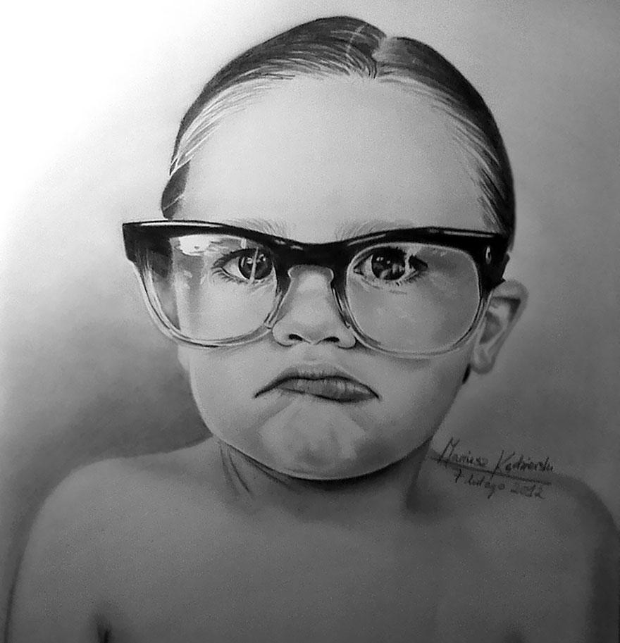 increibles dibujos de un chico que nacio sin brazos 2