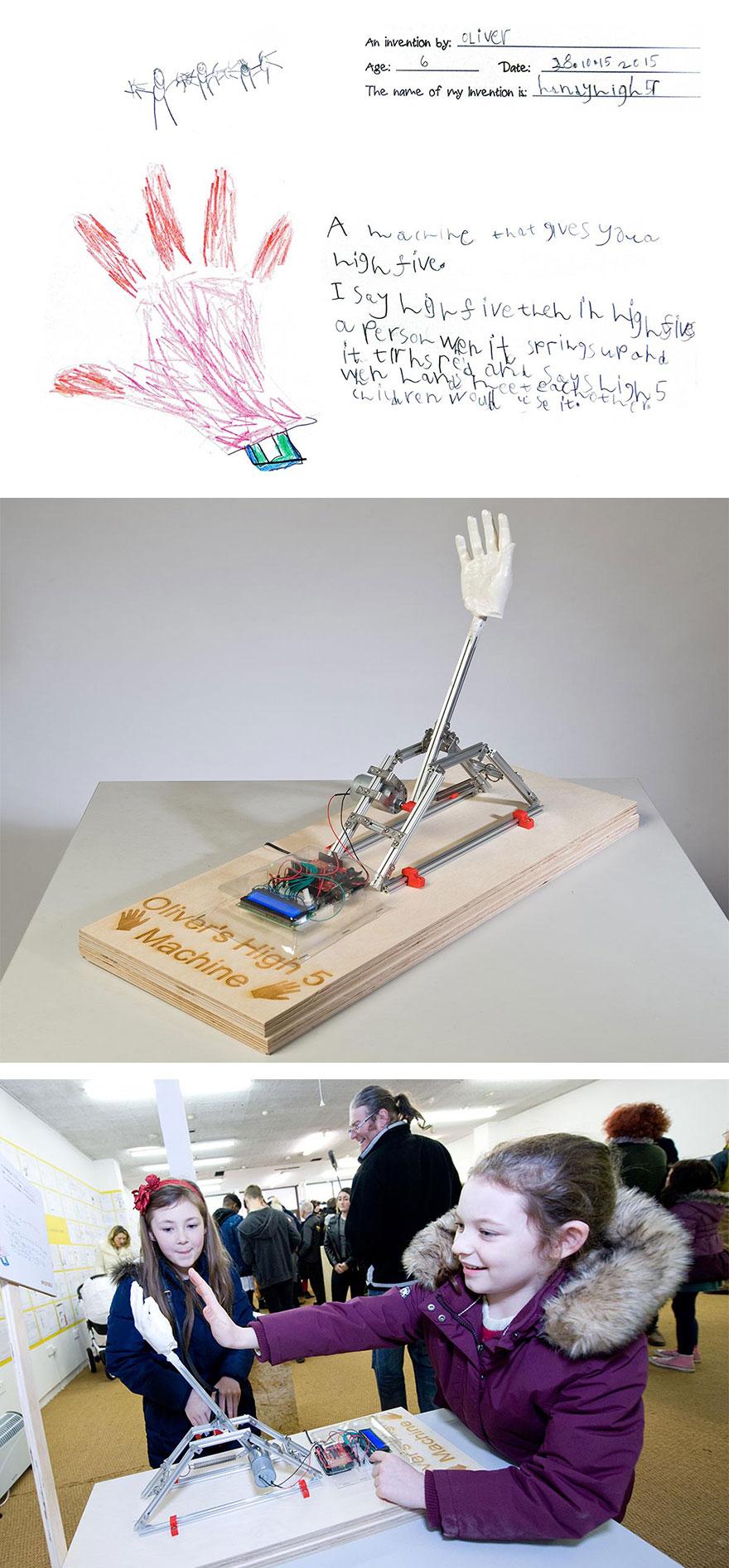 inventos de niños convertidos en realidad 5