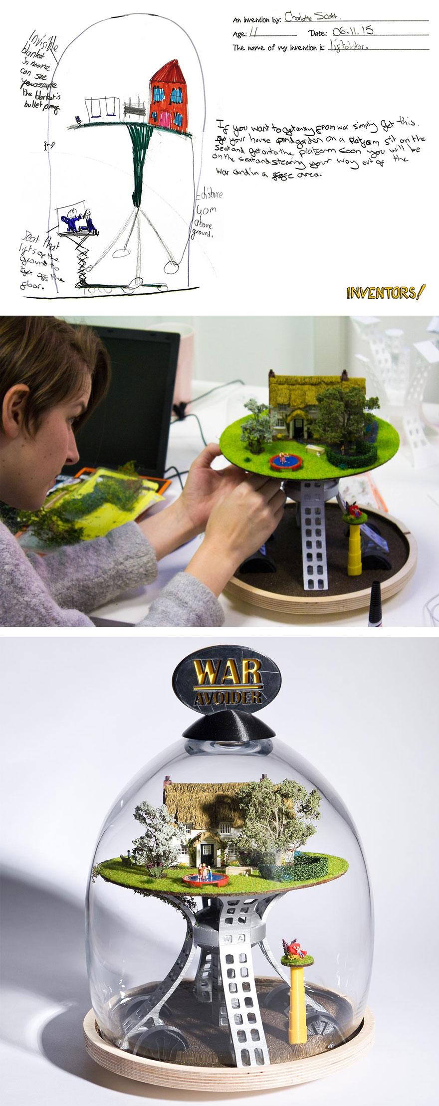 inventos de niños convertidos en realidad 6