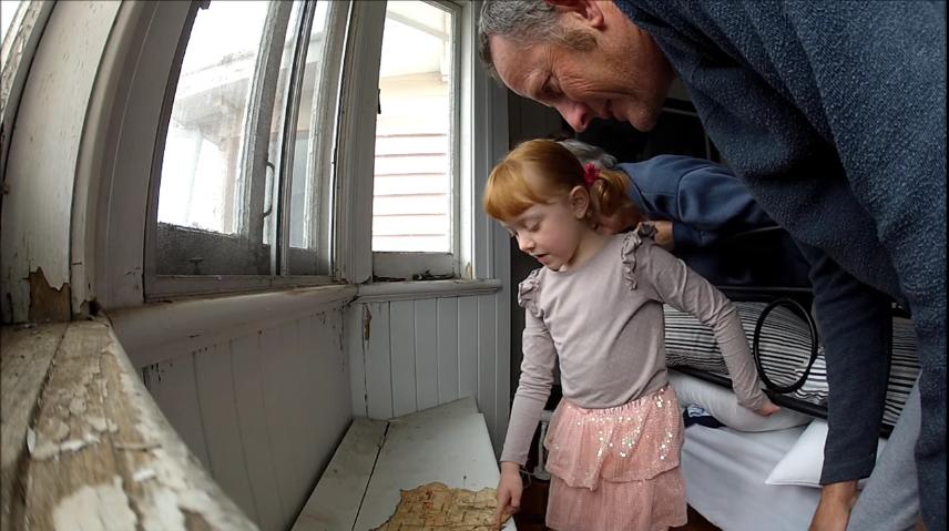 la busqueda del tesoro de una niña de 6 años 2