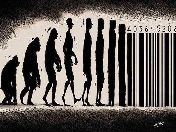 la evolucion en comicas viñetas 4