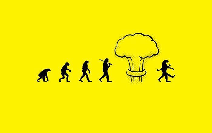 la evolucion en comicas viñetas 6