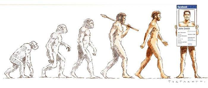 la evolucion en comicas viñetas 9