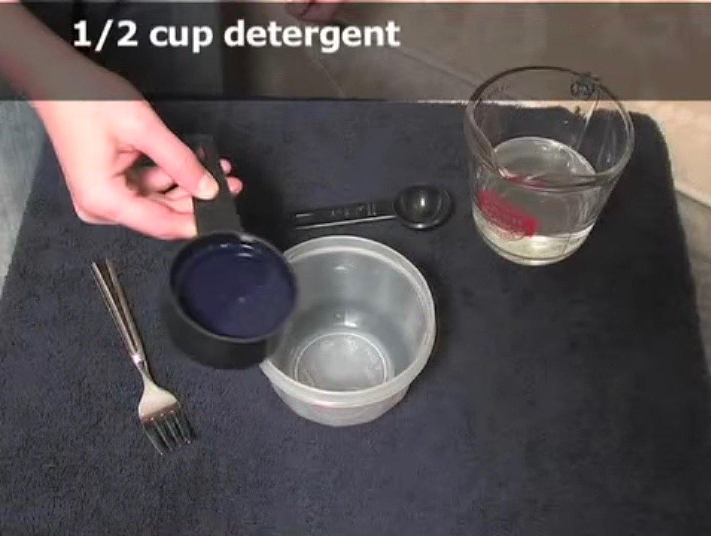 limpiar colchon bicarbonato 13