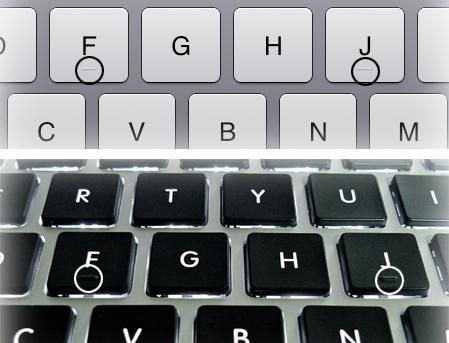 teclados 2 3
