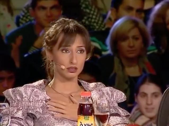 Así se os va a quedar la cara cuando escuchéis la actuación de Tkachenko