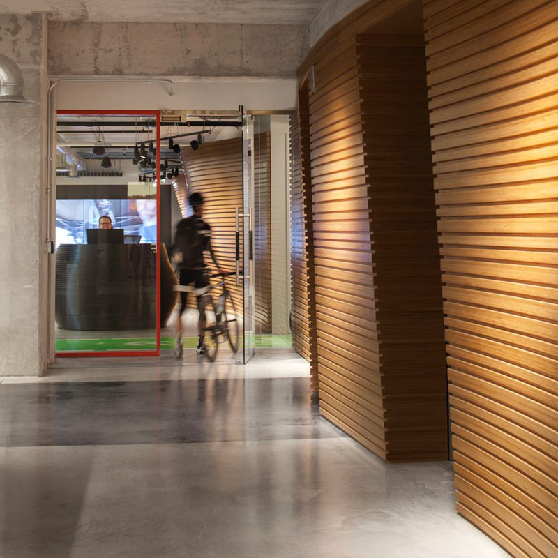 asi son las oficinas de sram, una empresa que fabrica componentes para bicicletas 2