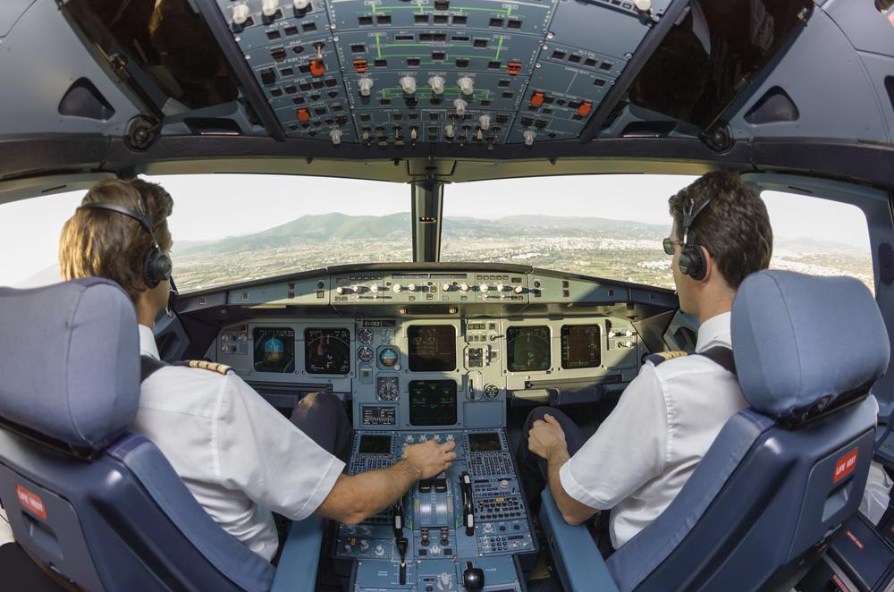 aterrizar un avion a ciegas 1