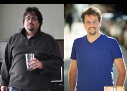 dieta zumo antes y despues 1
