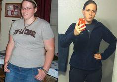 dieta zumo antes y despues 2