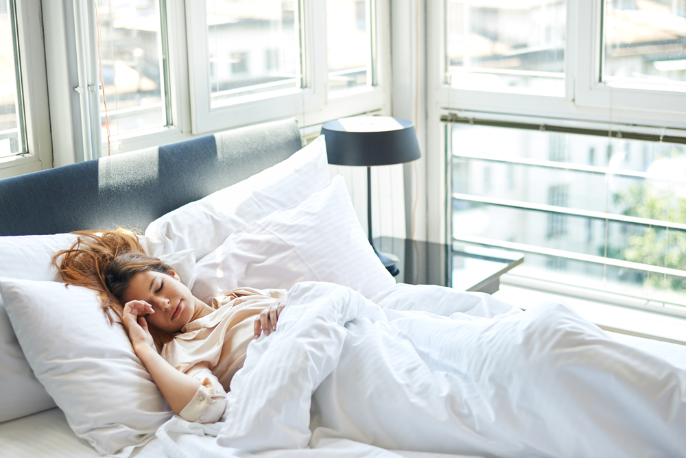 dormir mujer 2