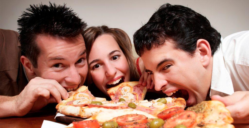 el acertijo de las madres y las hijas que iban a comer pizza