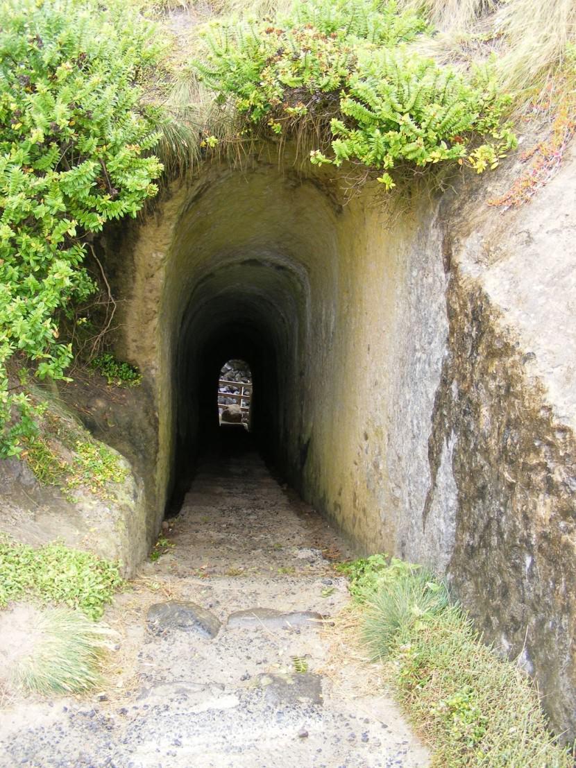 escalera acantilado 2