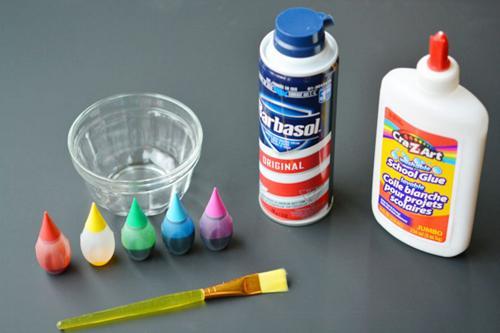 espuma pintura 1