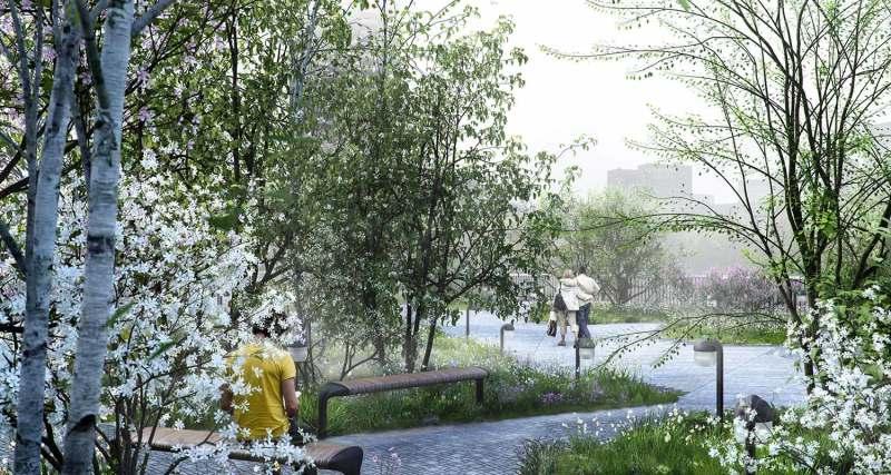garden bridge el puente jardin que atravesara el rio thamesis 8