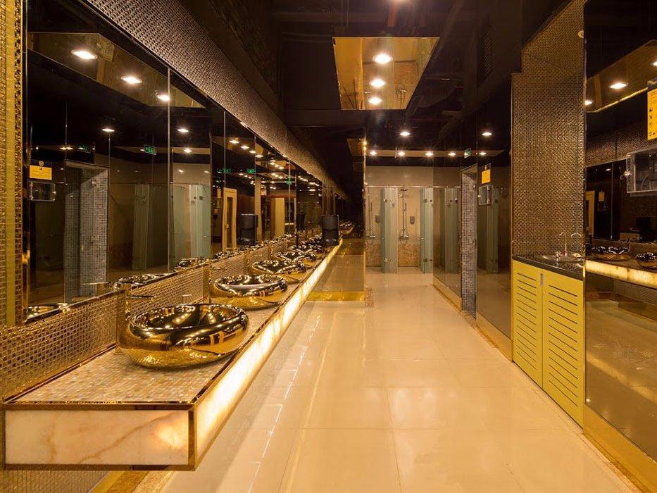 Baño De Vapor Gimnasio: 8000$ a los 24000$ dependiendo de los servicios que desees disfrutar