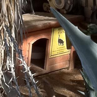 la historia de los gatos de disneyland 9