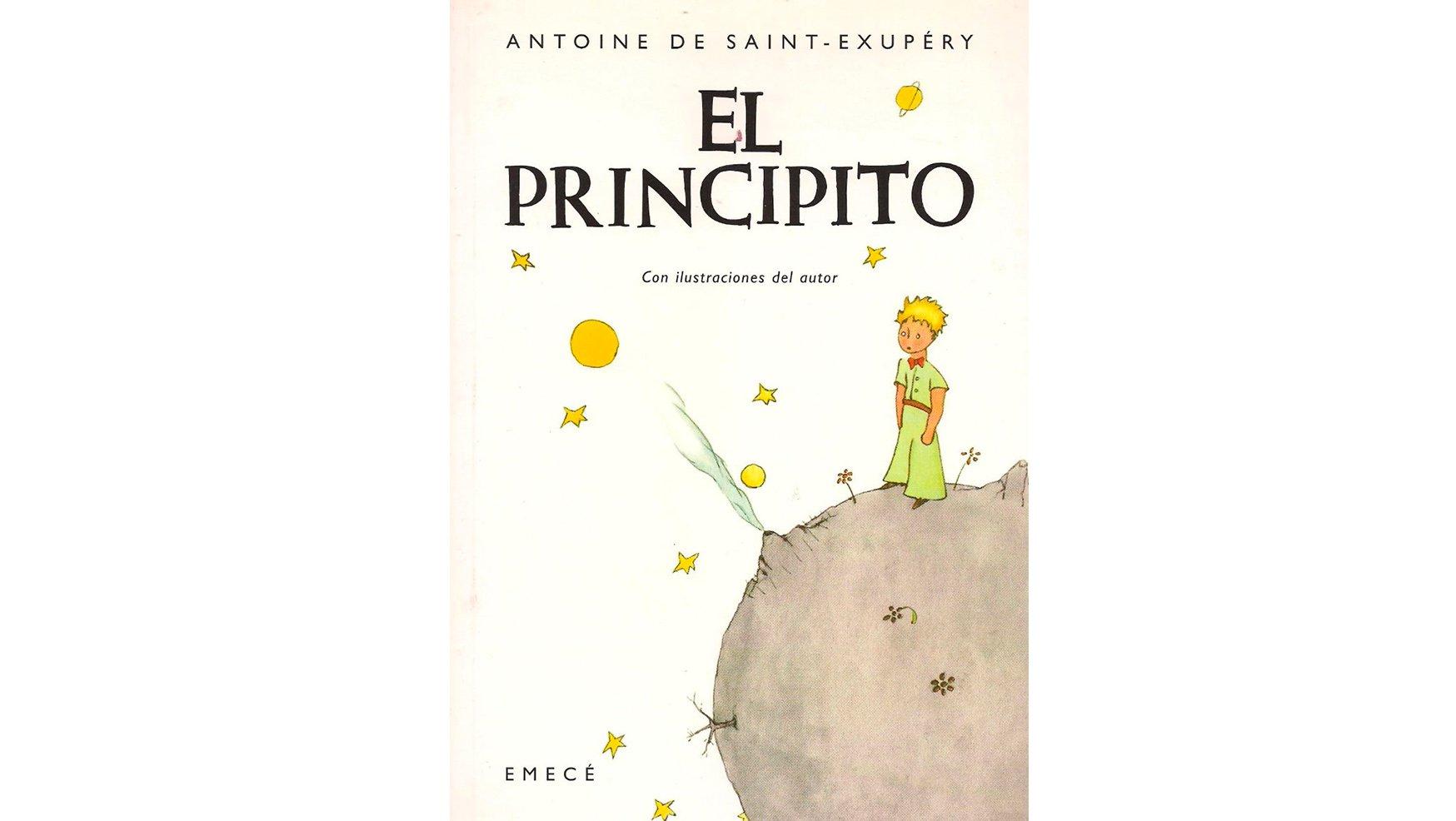 El Principito – Antonie de Saint-Exupéry (a partir de 10 años). libros que  leer antes de los 13 años 14