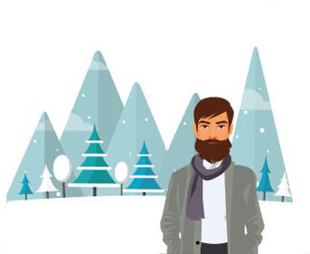 los beneficios de tener barba 2