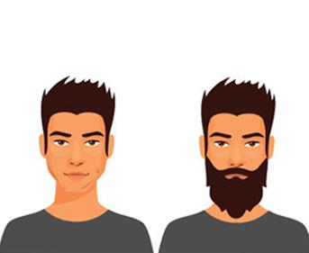 los beneficios de tener barba 6
