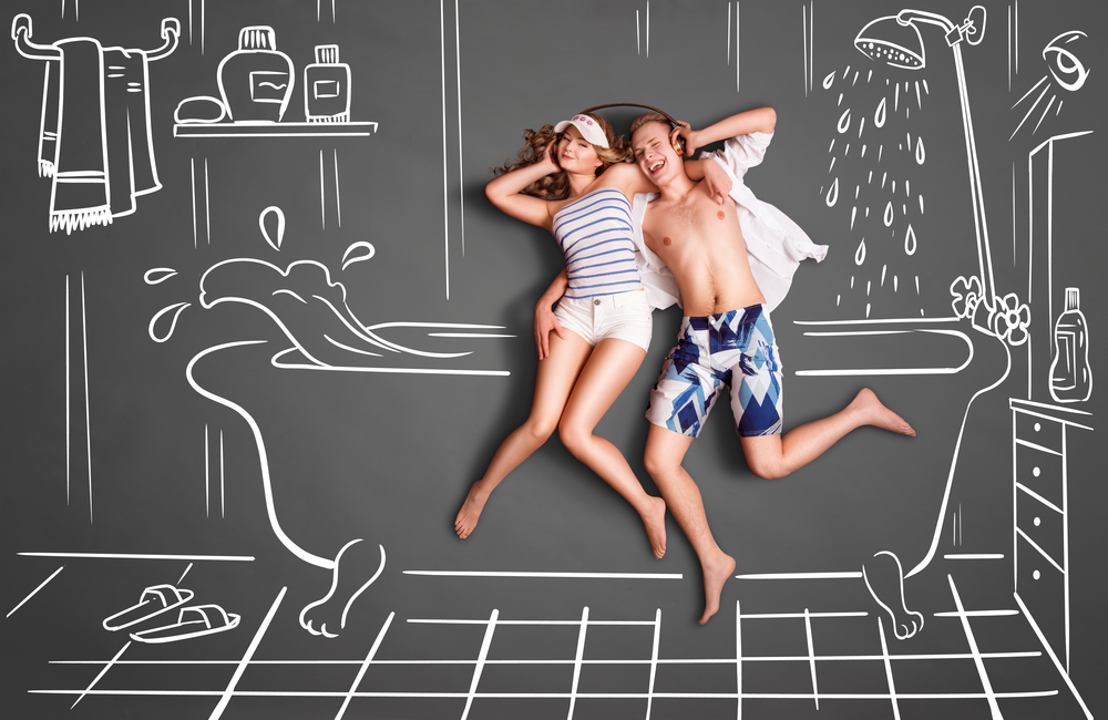 parejas que han alcanzado un nivel optimo de comodidad 6