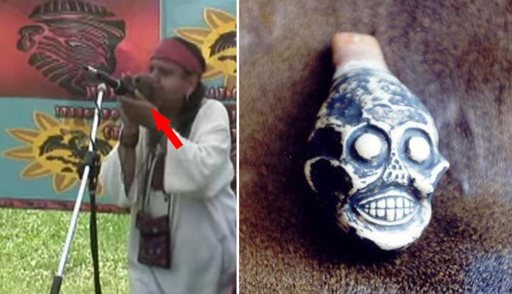 Escucha El Silbato De La Muerte Que Utilizaban Los Aztecas Para