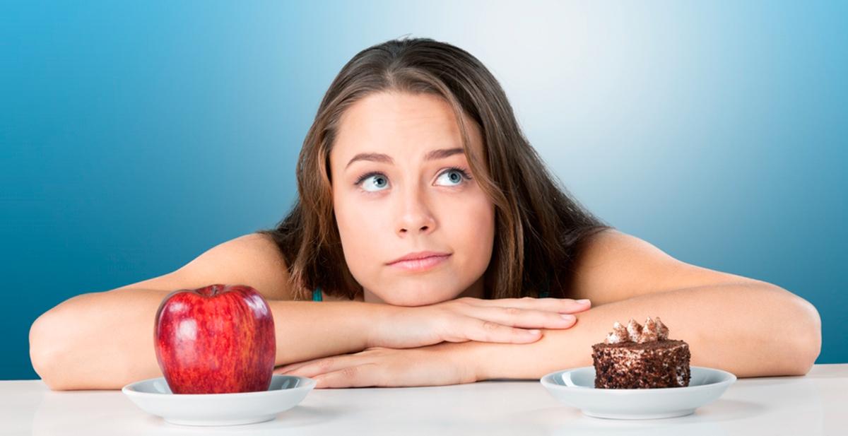 solo hay que cambiar algunos habitos alimenticios para adelgazar y estar mas sano