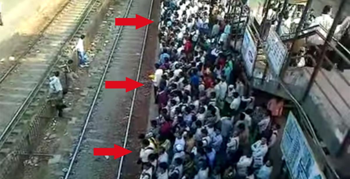 subirse-tren-india