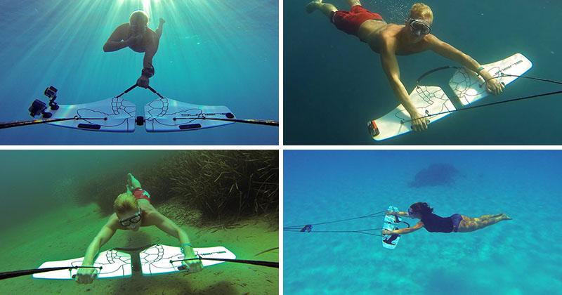 subwing, el nuevo deporte acuatico1
