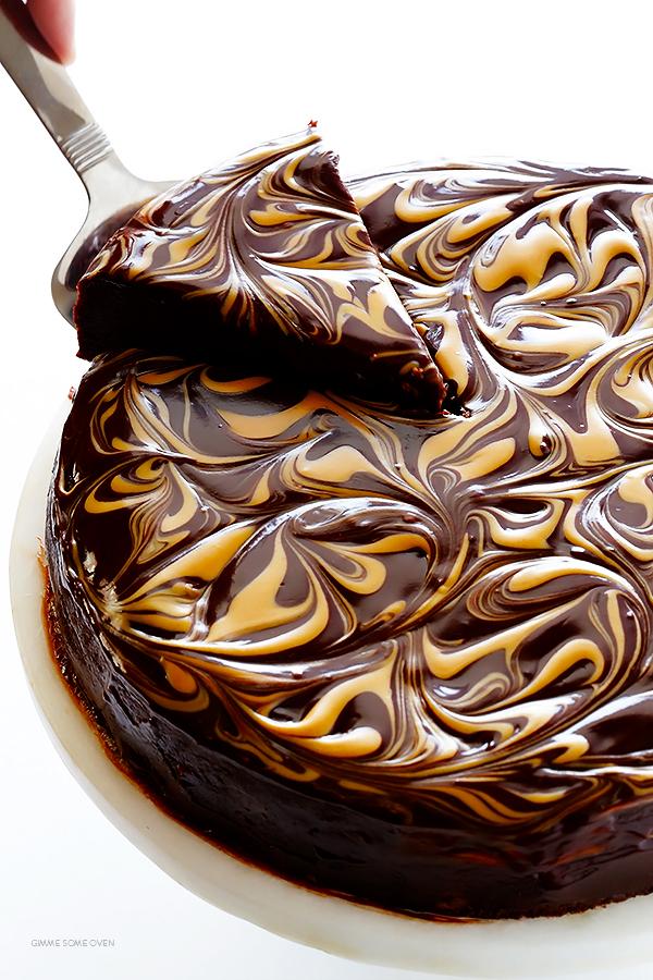 tarta flor de chocolate y cacahute 1