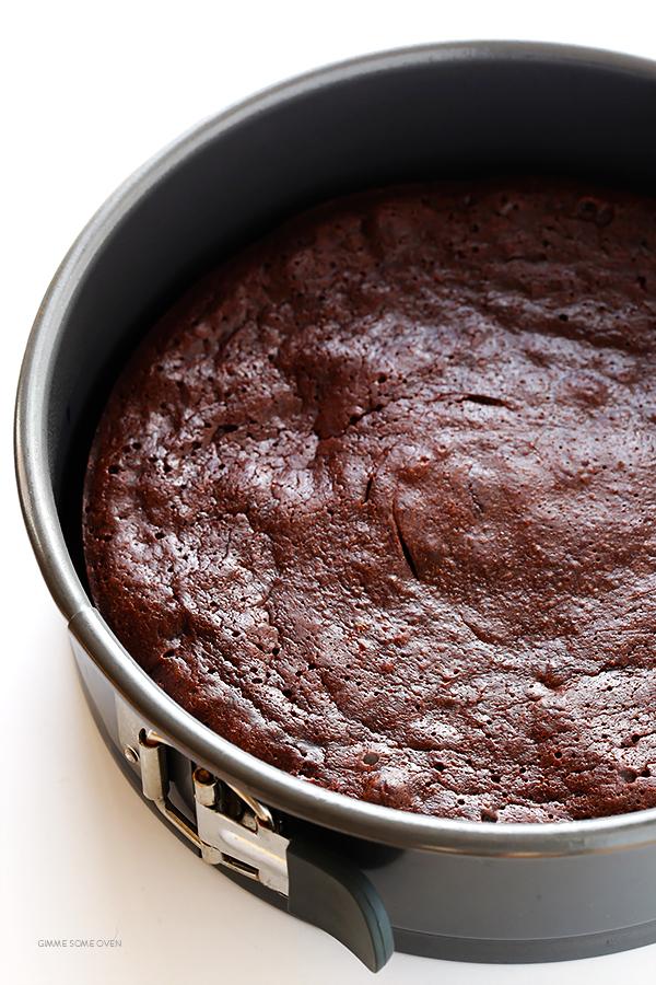 tarta flor de chocolate y cacahute 2