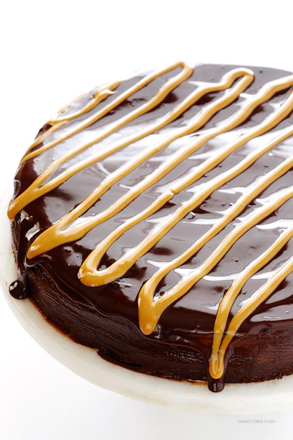 tarta flor de chocolate y cacahute 3