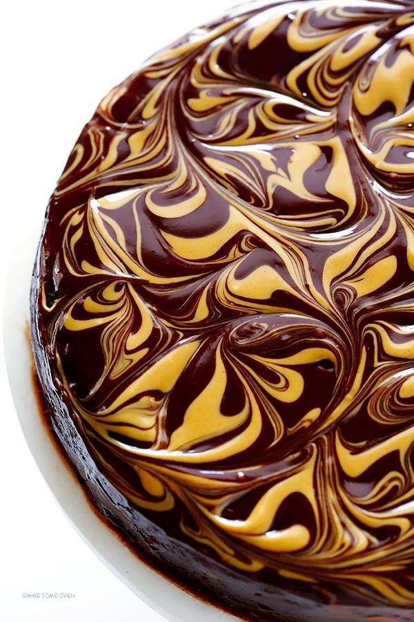 tarta flor de chocolate y cacahute 4