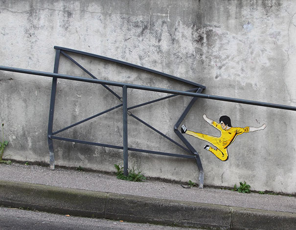 arte callejero o vandalismo 8