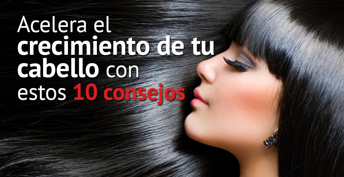 10 trucos para que tu cabello crezca más rápido – La voz del muro