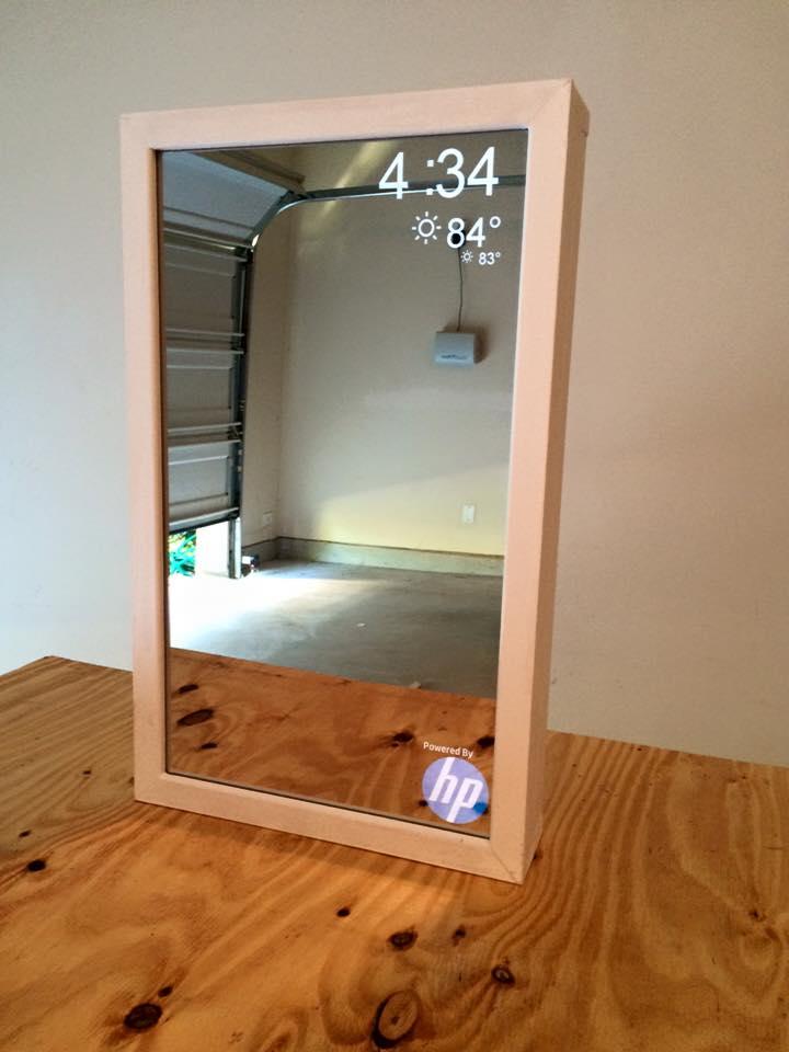 espejo magico inteligente 14