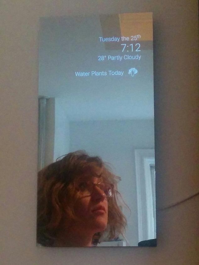 espejo magico inteligente 17