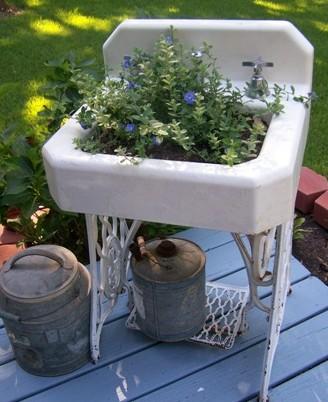 ideas baratas para el jardin 10