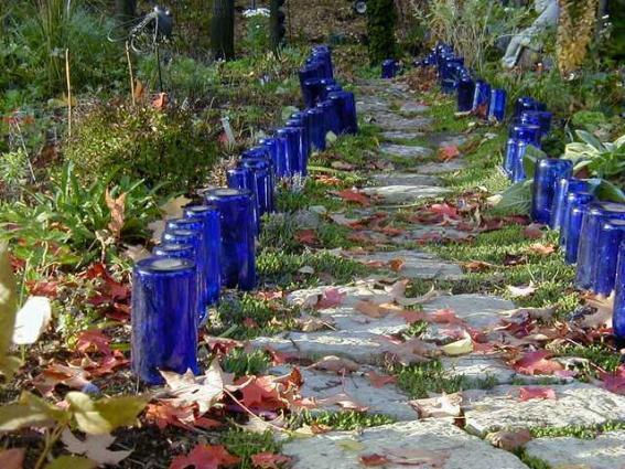 ideas baratas para el jardin 2