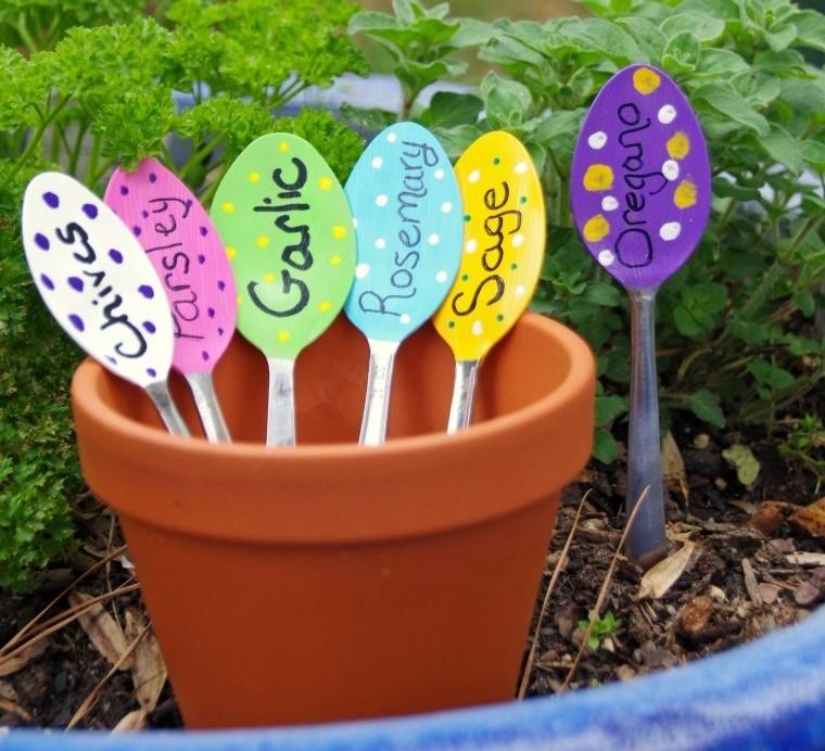ideas baratas para el jardin 4
