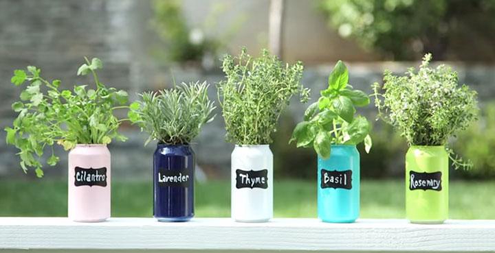 ideas baratas para el jardin 8