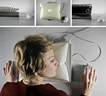 las almohadas mas raras curiosas y geniales que existen 4