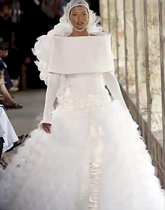 Los peores vestidos de novia que hemos visto nunca – La voz del muro
