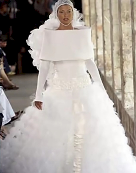 los vestidos de novia mas feo y ordinarios que se han visto jamas 12
