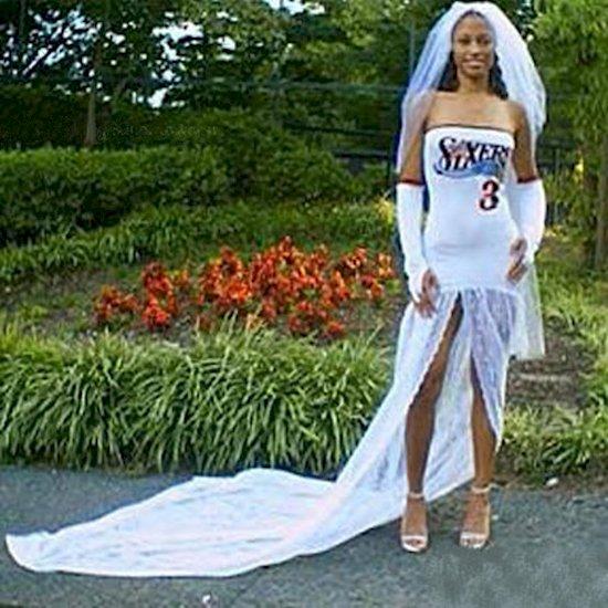 f22e9f52d Los peores vestidos de novia que hemos visto nunca - La voz del muro