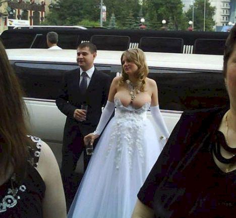 los vestidos de novia mas feo y ordinarios que se han visto jamas 2