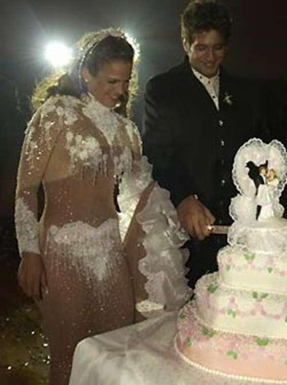 los vestidos de novia mas feo y ordinarios que se han visto jamas 24